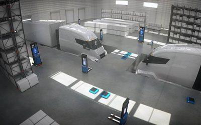 Toyota Material Handling Europa presenta la visión logística futura en Hannover Messe con Microsoft