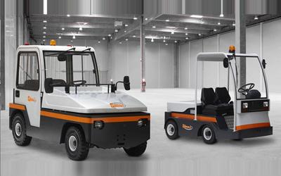 Toyota amplia su oferta T-Motion con la gama de Tractores de Arrastre Simai