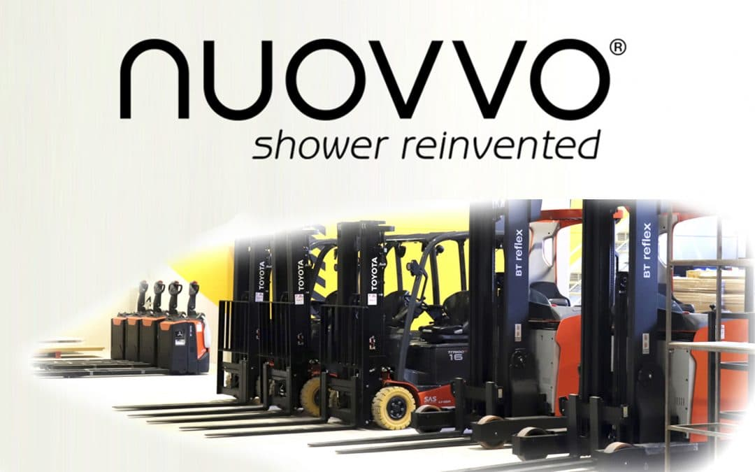 Nuovvo renueva su flota apostando por la nueva tecnología de litio modular de Toyota